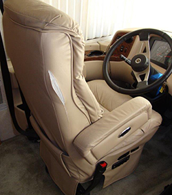 We Repair RV Upholstery